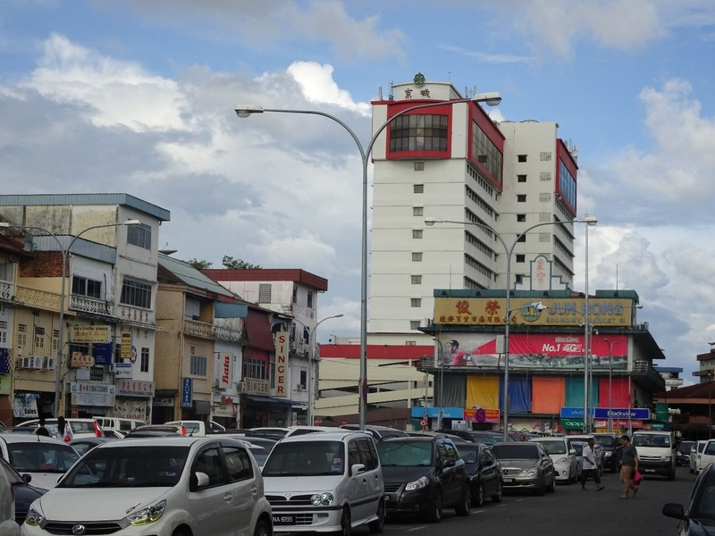 Sibu - around town