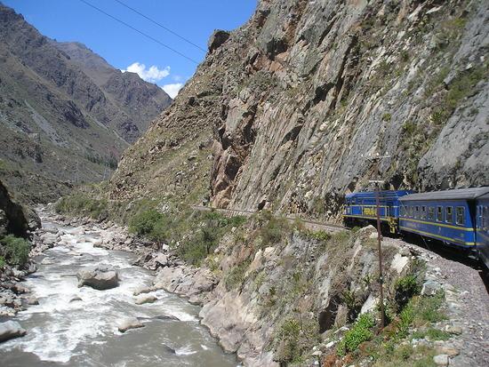 Machu Picchu - Train