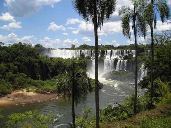 Iguazu Argentina Lower Trail 1