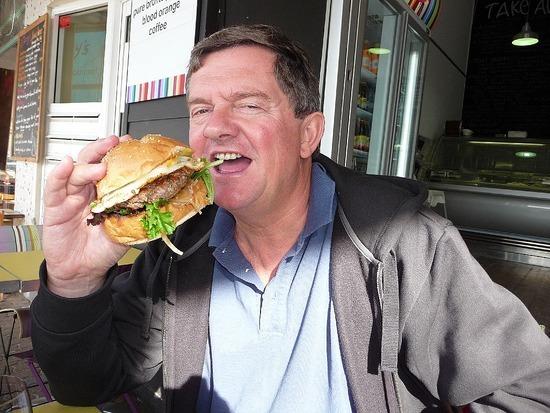 Sydney Eastern Suburbs - Australian Beefburger!