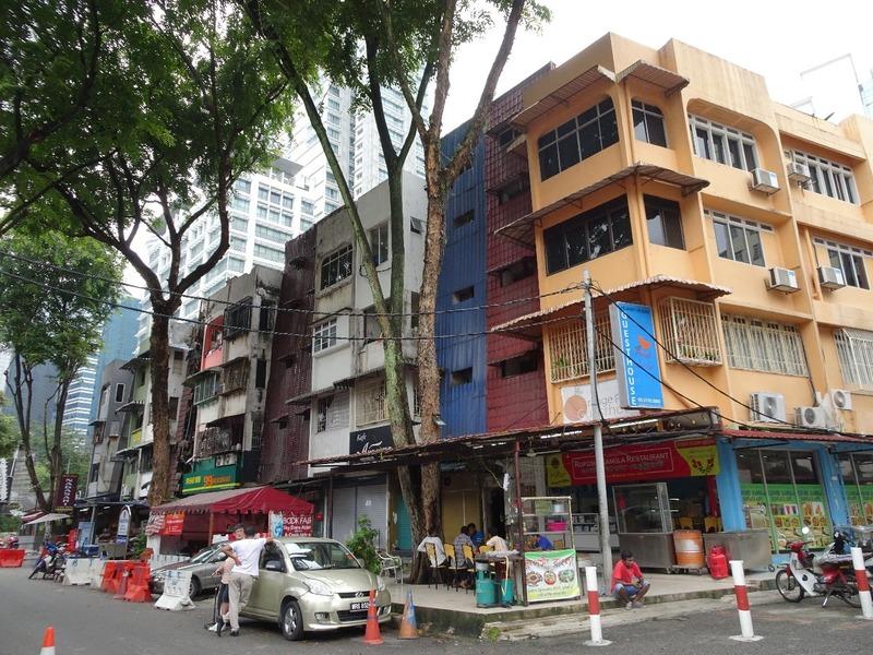 Orange Peckoe GH (on corner), Bukit Bintang