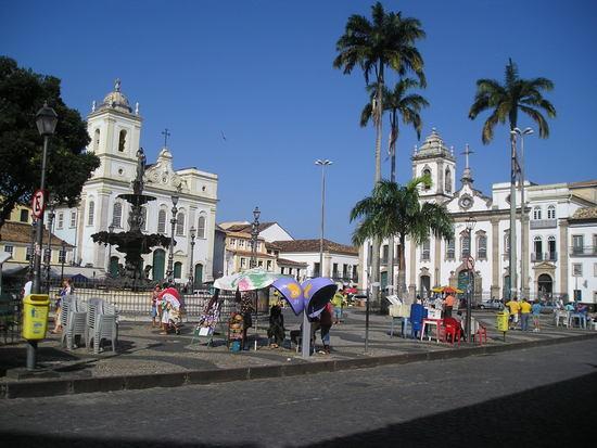 Salvador Centro Historico 1
