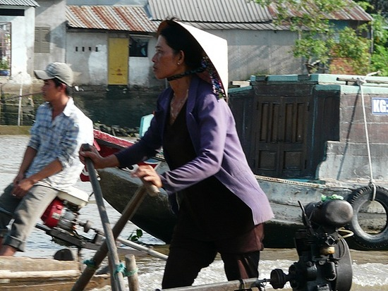 Nr Can Tho - Cam Rai Floating Market 3