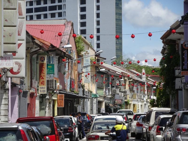 Around Kuching 5 - Carpenter Street 2