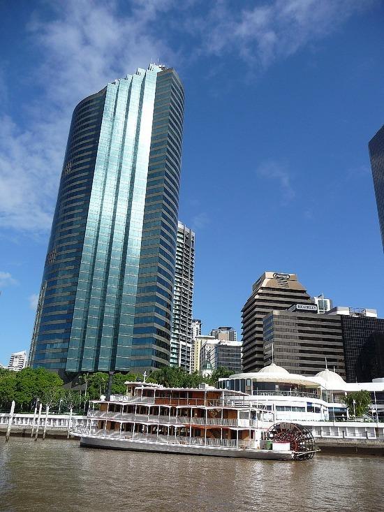 Brisbane by City Cat 2