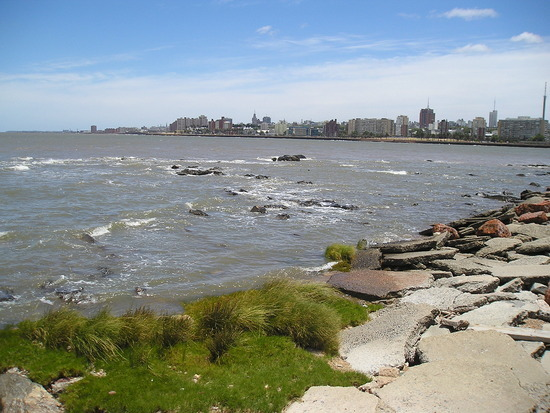 Montevideo - Seaside - New Years Day 1