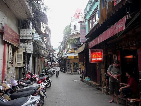Hanoi Old Quarter 4