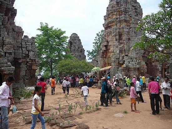 Tuk-tuk outing - Banan Temple 3