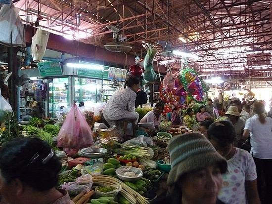 Siem Reap - Old Market 2