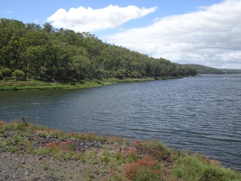 Cooby Dam