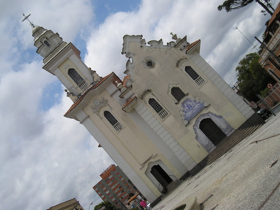 Curitiba - Historic area 2