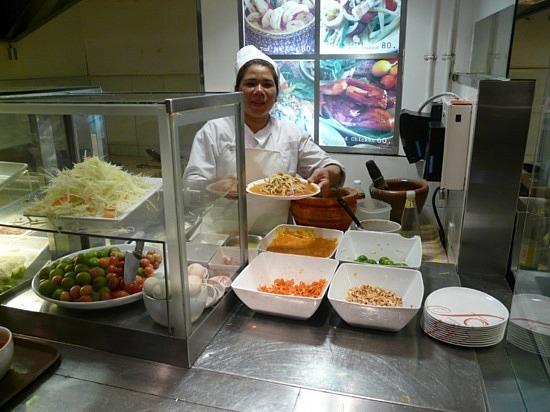 Siam Paragon Food Centre 1