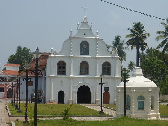 Vypean - church