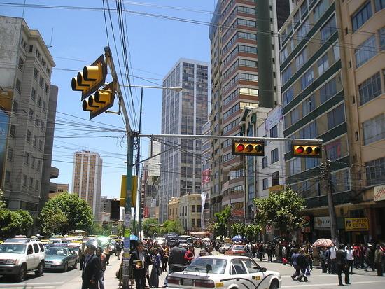 La Paz - Downtown 2