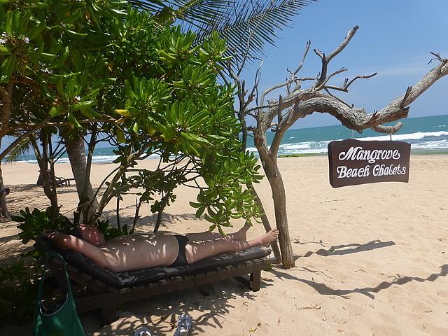 Medilla Beach - Mangrove Beach Area - relax!