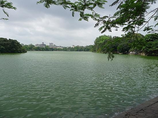 Lake near Old Town