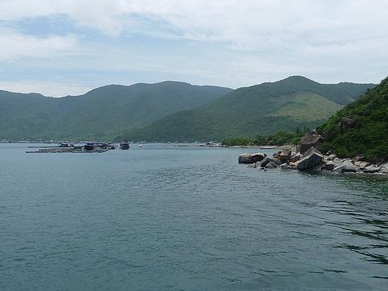 Boat Trip - Scenery