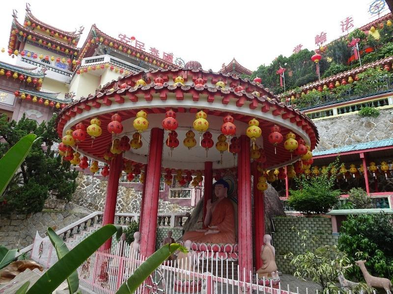 Kek Lok Si temple complex 2