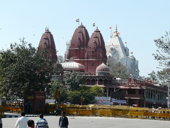 Sights - Old Delhi Jain Temples nr Red Fort