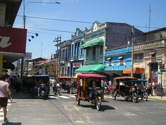Downtown Iquitos 3