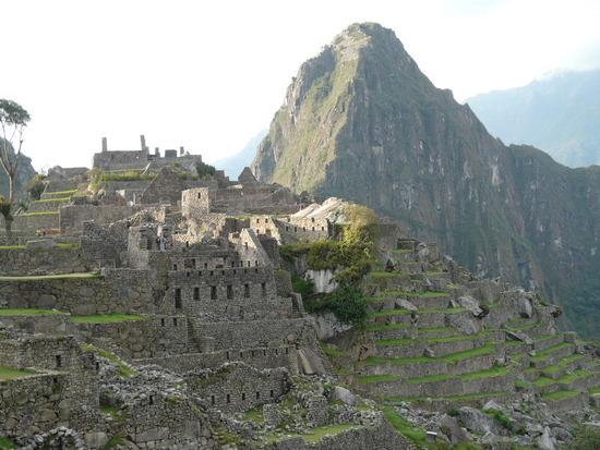 Machu Picchu - Late afternoon 2