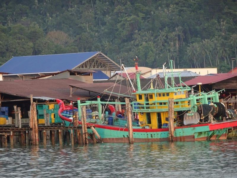 Nr Pangkor main town 2