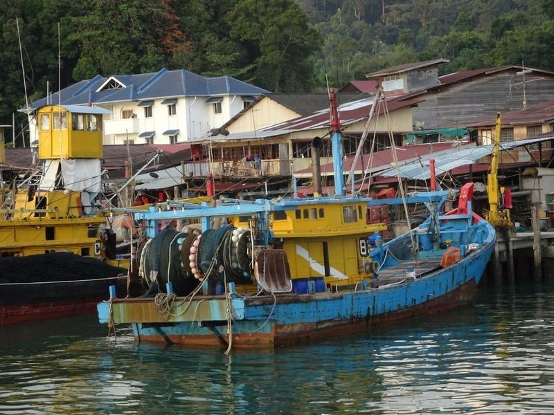Nr Pangkor main town 3