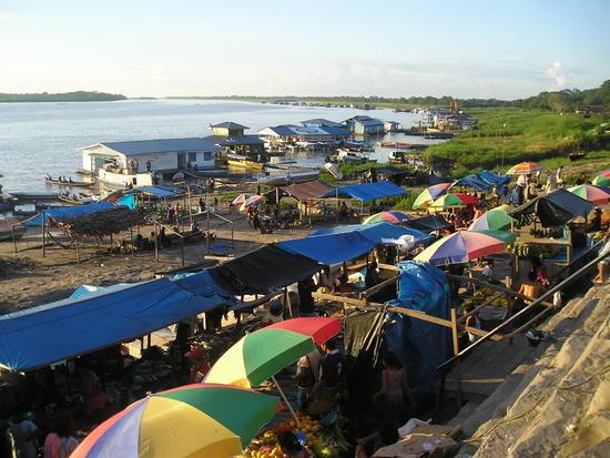 Tabatinga Port 3