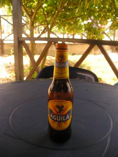Aguila Beer - Columbia