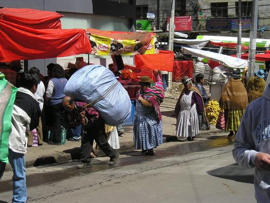 La Paz - Negro Market 2