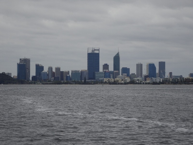 Boat outing up Swan river - Perth