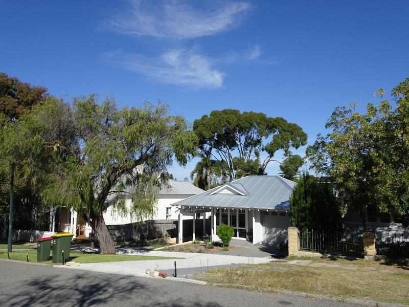 Cottesloe house
