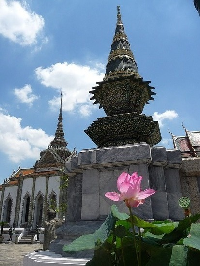 Wat Phra Keo and Grand Palace 11