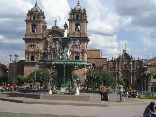Cusco - Around Plaza de Armas 3