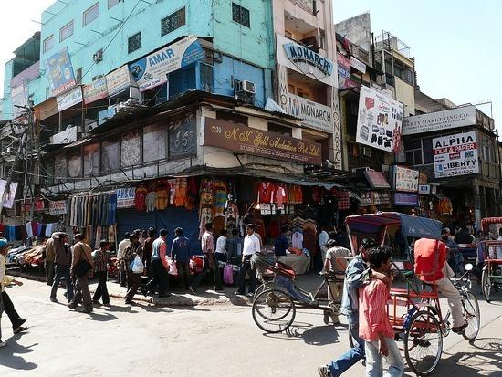 Old Delhi - Somewhere 3