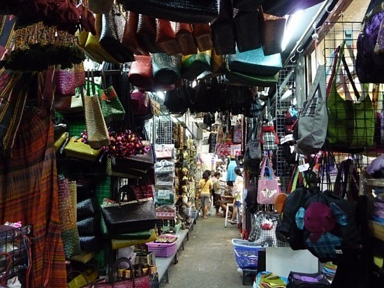 Bangkok Weekend Market 1