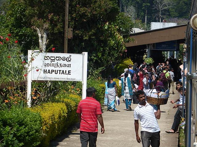Haputale Station