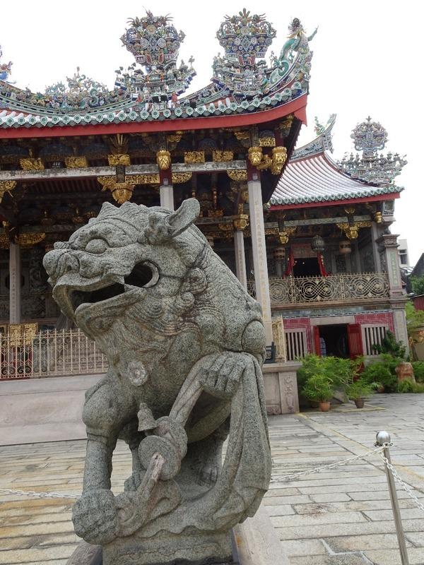 Khoo Kongsi clanhouse 2