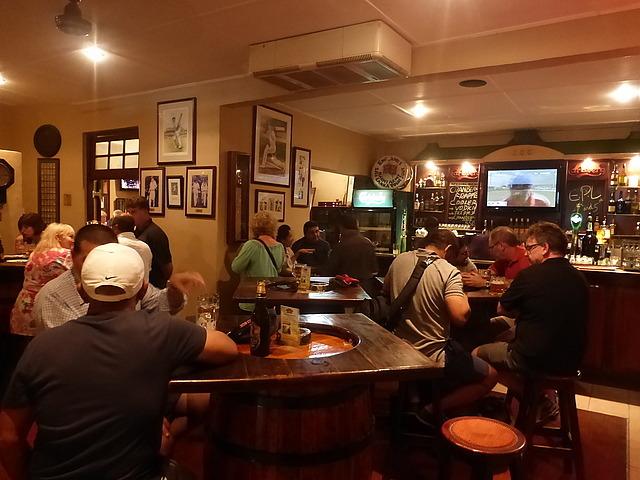 Cricket Club Cafe - Bradman's Bar