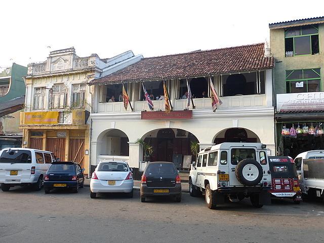 Royal Bar and Hotel