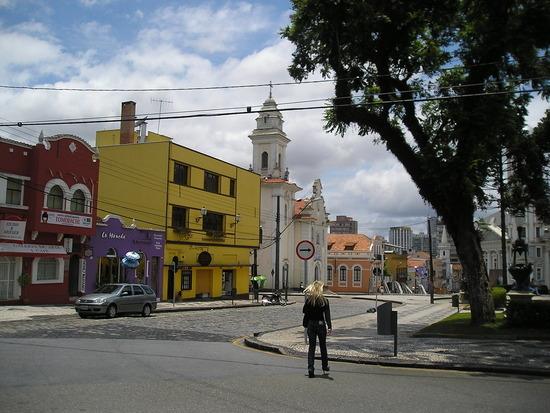 Curitiba - Historic area 3
