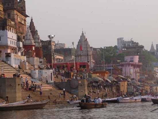 Ghats Boat trip Dawn 3