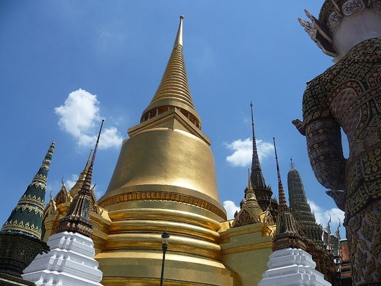 Wat Phra Keo and Grand Palace 5