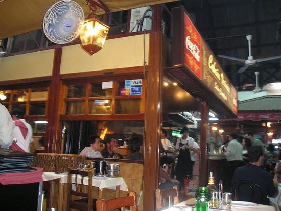 Montevideo - Mercado del Puerto - New Year's Eve 3