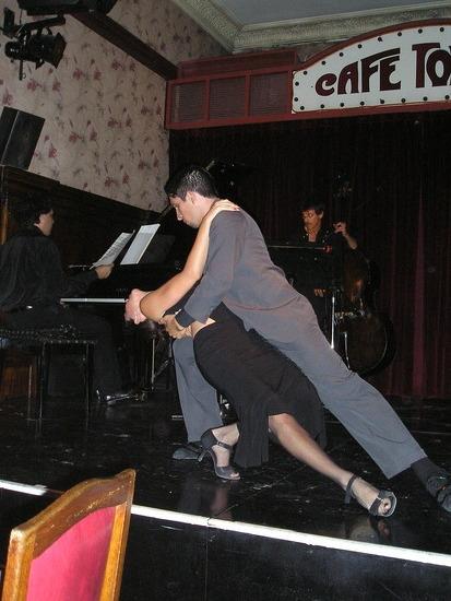 Cafe Tortoni - Tango Show 3