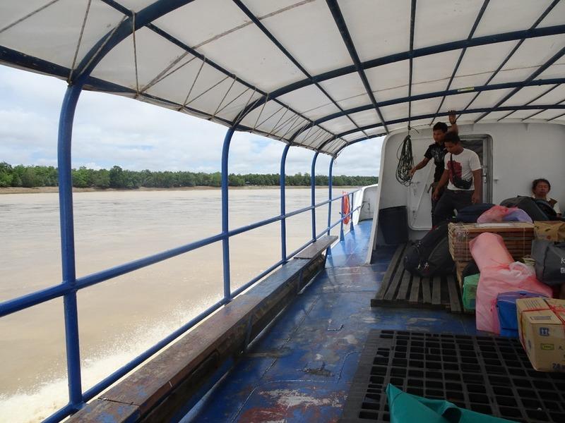 Up the Renjang river 4
