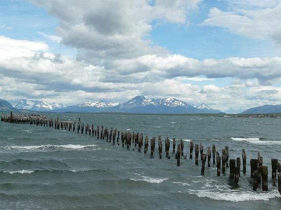 Puerto Natales Sea view