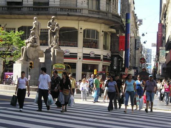 BA - Centro street scene