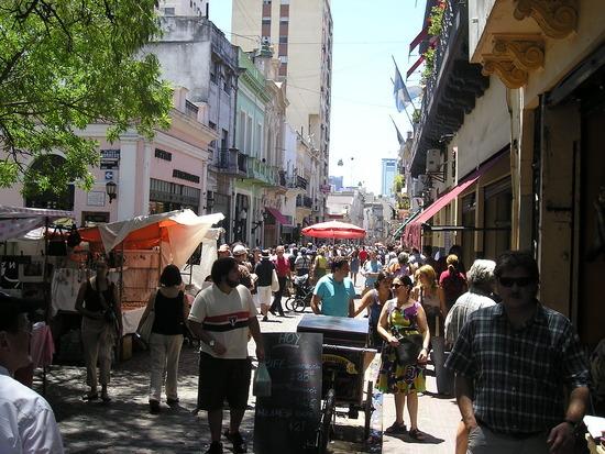 SanTelmo - Sunday market 1