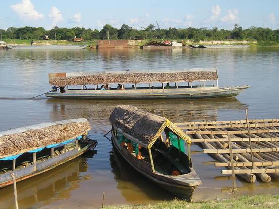 Trip Padre Coche - Collectivo boat